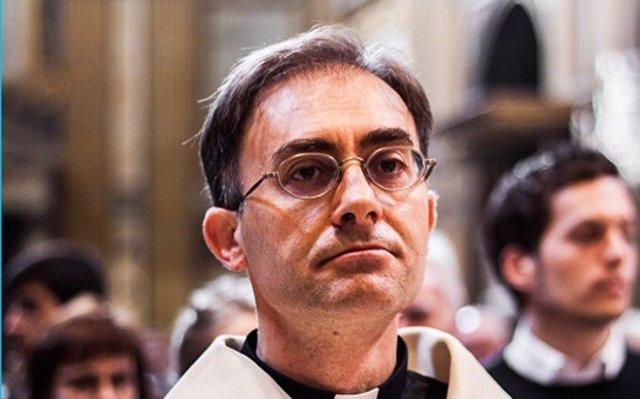 Ordenación sacerdotal de Alberto Núñez SJ por el arzobispo Carlos Osoro
