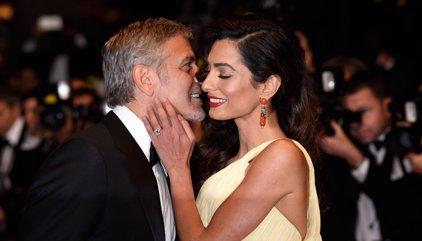 George Clooney y Amal Alamuddin van a ser padres
