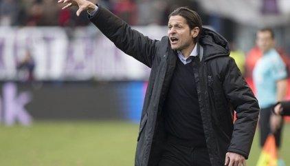 """Vasiljevic: """"Ha habido decisiones que nos han penalizado"""""""