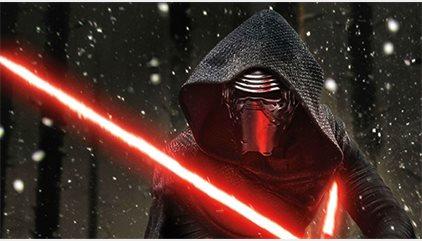 Así será la nave de Kylo Ren en Star Wars 8: Un caza TIE avanzado