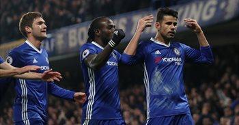 Costa vuelve para hacer más líder al Chelsea y el Arsenal se coloca...