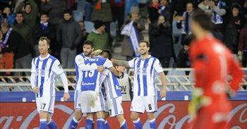 La Real mira a la 'Champions' y Rubi se estrena con empate ante el Betis