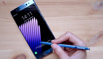 Samsung revela la causa de los incidentes ocurridos con los Galaxy Note7