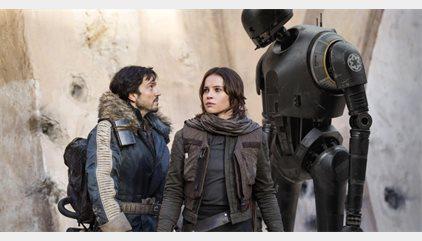 Rogue One: Una historia de Star Wars supera los mil millones de dólares en taquilla