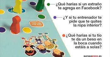 'Safe Kids', el juego de mesa para que los niños detecten a los pederastas