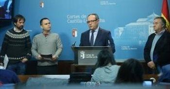 Junta lleva este miércoles a las Cortes los Presupuestos, que dotan al...