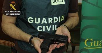 46 detenidos, algunos en Albacete, y 247 armas de fuego intervenidas en...