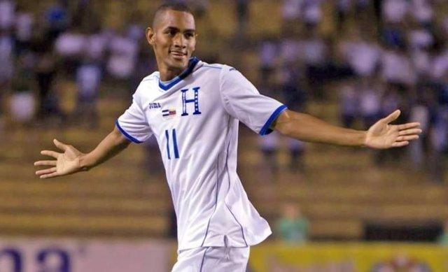 Jerry Bengtson, selección de Honduras