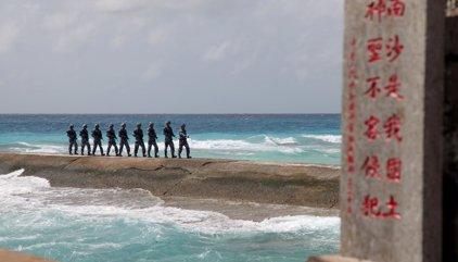La Casa Blanca asegura impedirá a Pekín el acceso al mar de China Meridional