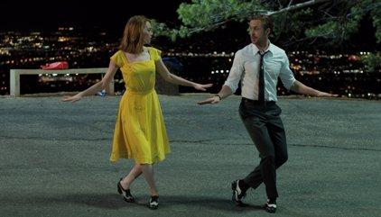 La La Land arrasa en las nominaciones a los Oscar con 14 candidaturas