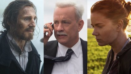 Amy Adams, Scorsese, Sully y otros grandes olvidados de los Oscar 2017