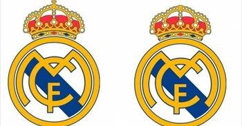El Real Madrid elimina la cruz del escudo en un contrato de ropa en...