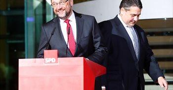 El SPD confía en Schulz para dar la sorpresa ante Merkel