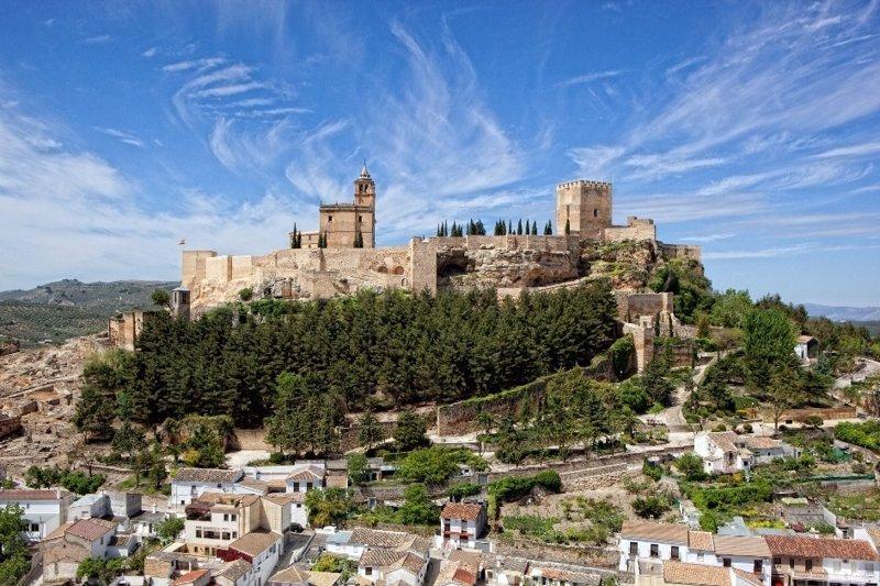 Alcal la real ja n elegida una de las diez vistas m s for Parque mueble alcala la real