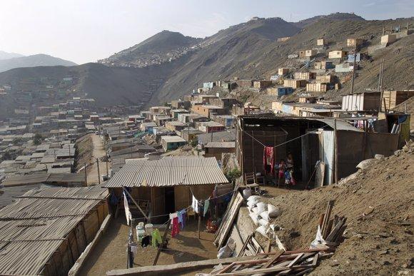 foto pobreza