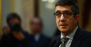 """Patxi López da la """"bienvenida"""" a Sánchez al """"debate de propuestas"""" y dice..."""