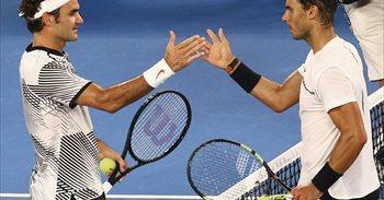 """Federer: """"Hubiese sido igual de feliz ganando o perdiendo ante Nadal"""""""