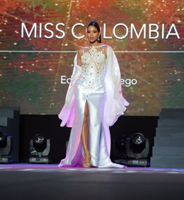 Miss Colombia Universo Andrea Tovar