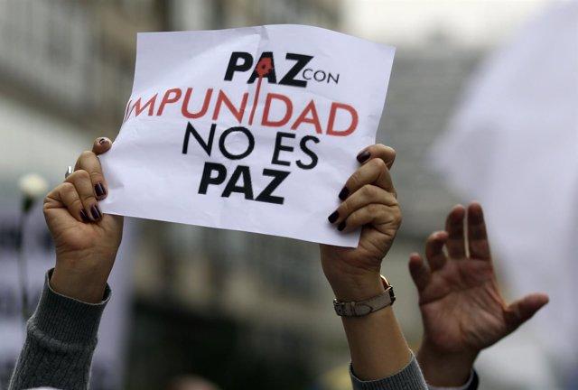 impunidad colombia