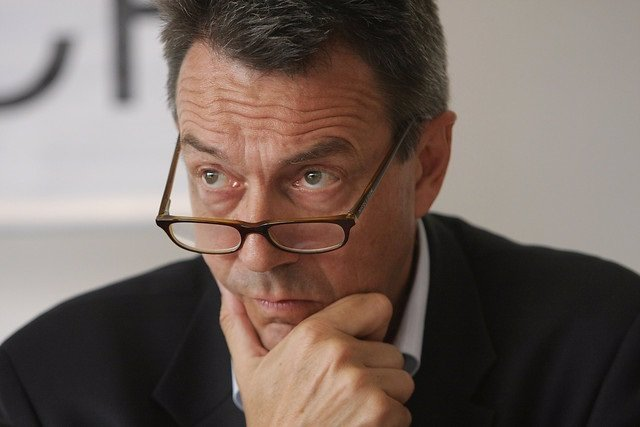 Presidente de la CICR Peter Maurer