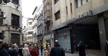 Bomberos intervienen en dos incendios en siete minutos en Logroño y en...