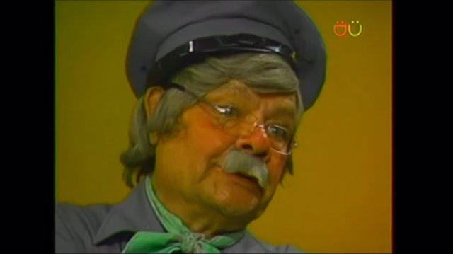 'Chato' Padilla. Jaimito, El Cartero