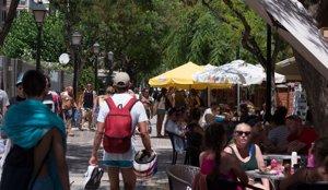 Los turistas extranjeros gastaron 77.625 millones en España en 2016, un 9% más