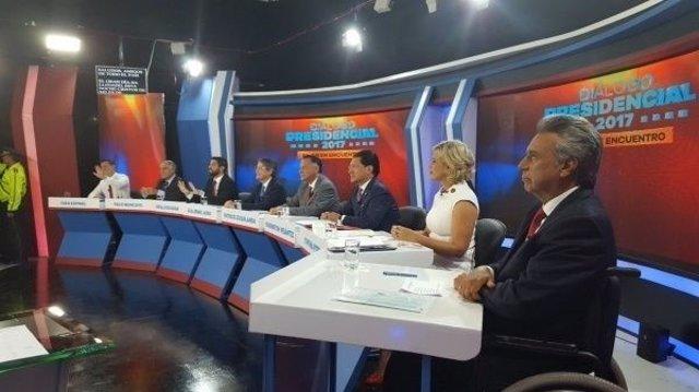 Debate ecuador