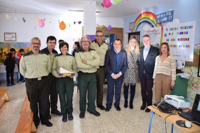 Nota Premio Ambiental A Colegio Atalaya