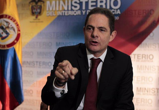 Vargas Lleras, vicepresidente colombiano