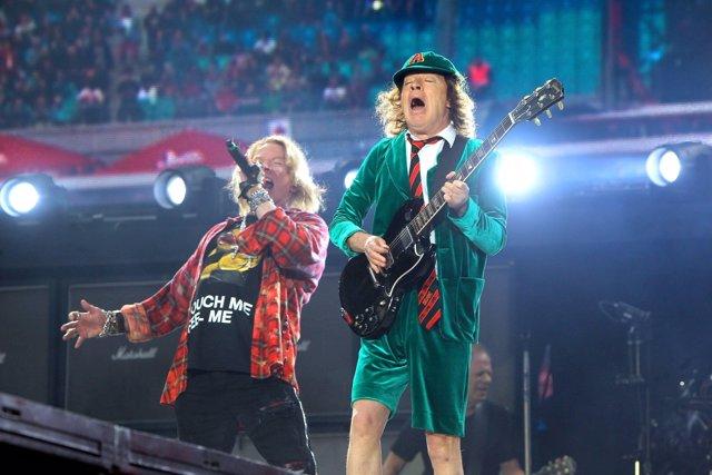 ¿Tocará Angus Young con Guns n' Roses este fin de semana en Sidney?. Fotonoticia_20170209110536_640