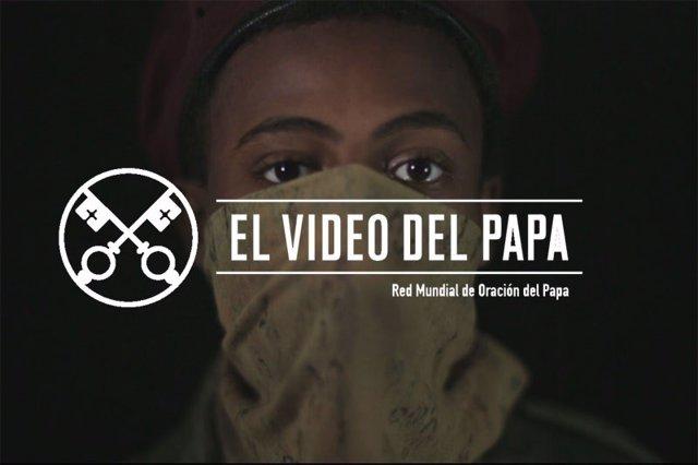 Imagen Video del Papa sobre niños soldado