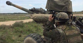 Los heridos en el campo de maniobras de San Gregorio (Zaragoza) son un...
