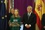 Foto: Presidente de la Eurocámara avisa a Cataluña: La Constitución debe respetarse porque también es ley para la UE