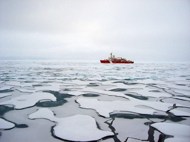 Resultado de imagen de La basura en las profundidades del Ártico