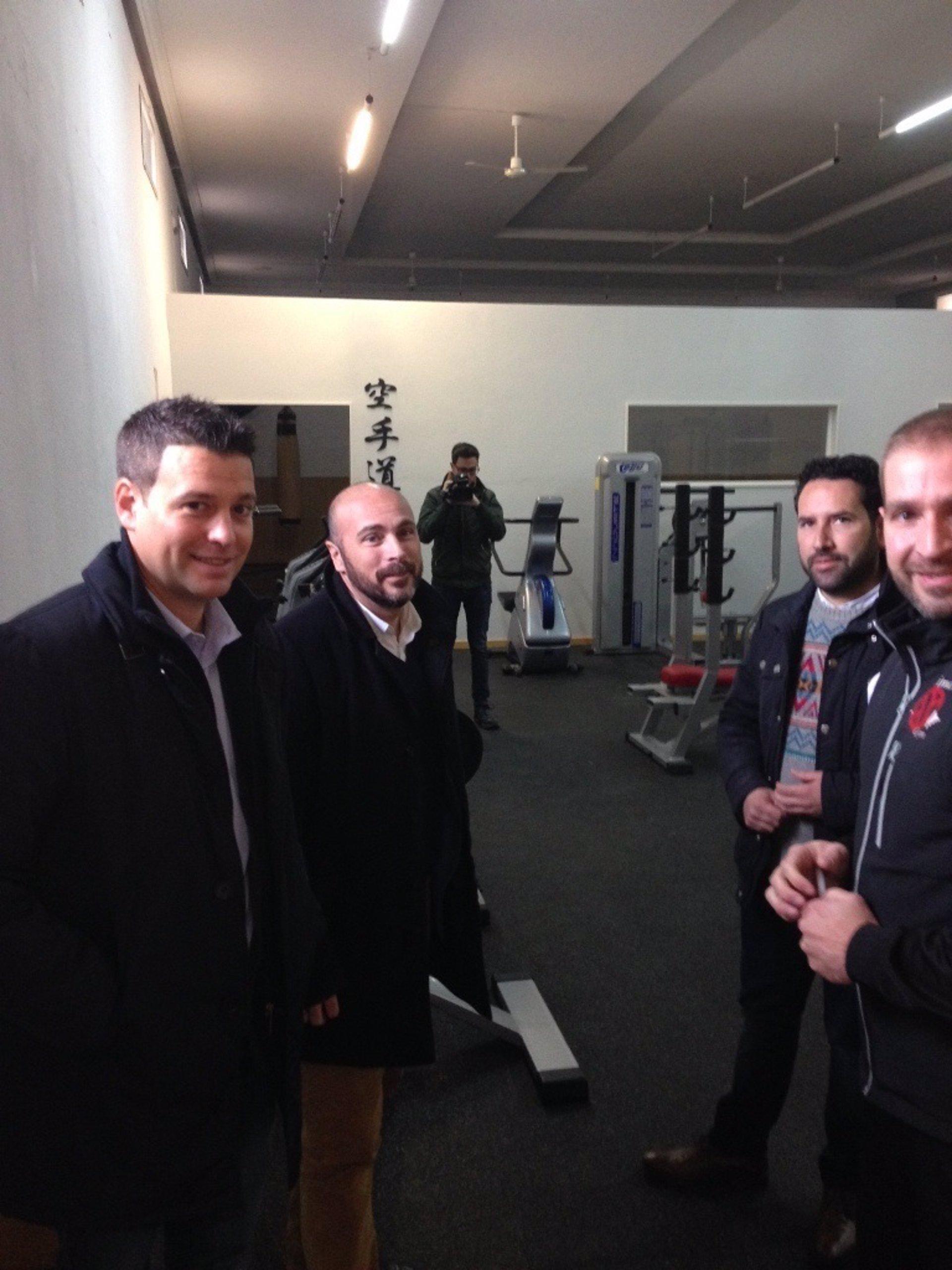 El gimnasio de torreperogil mejora sus prestaciones tras for Gimnasio jaen