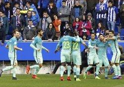 Crónica del Deportivo Alavés - FC Barcelona, 0-6