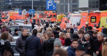 Cerrado temporalmente el aeropuerto de Hamburgo tras la detección de un...