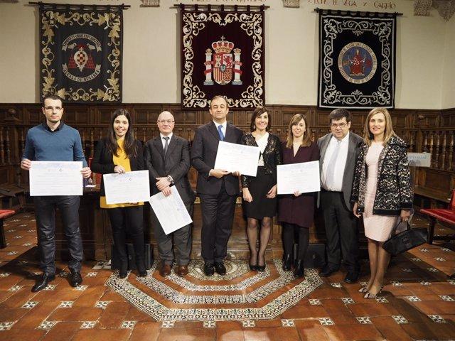 Premio Innovación en el Ámbito Sanitario