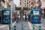 Foto: Metrotenerife prepara la puesta en marcha del sistema de billetaje sin contacto