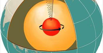 Nueva teoría explica por qué el núcleo interior terrestre no se funde
