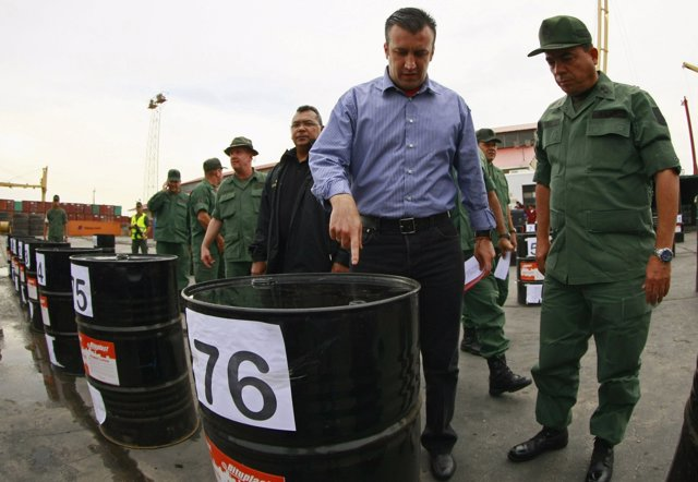 El gobernador del estado venezolano de Aragua, Tareck El Aissami
