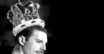 El 'We Are The Champions' sin música, solo con la voz de Freddie Mercury,...