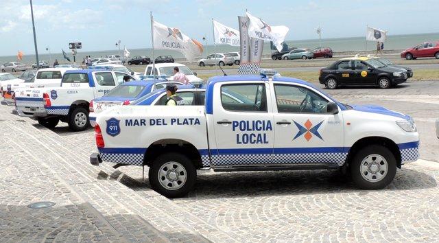 Policía Mar Del Plata