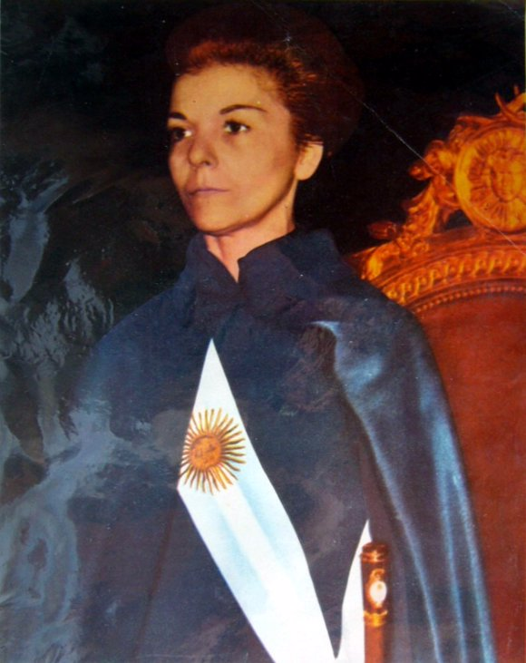 Isabelita Perón