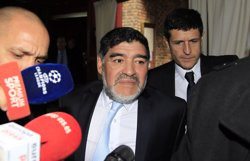 La parella de Maradona declara davant la Policia que