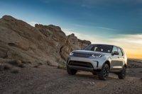 Land Rover renueva el Discovery, que ofrece siete plazas y ha reducido su peso en casi 500 kilogramos