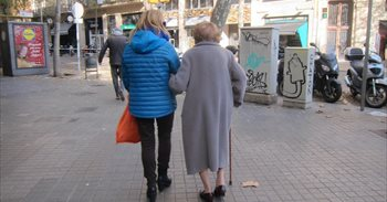 90 dependientes mueren al día en España sin recibir la ayuda a que tenían...