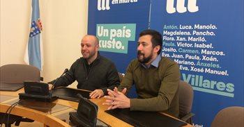 """En Marea cree que la sentencia del caso Nóos """"llega bien"""" pero """"algo tarde"""""""