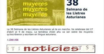 Política Llingüística estrena un boletín mensual d'información sobre...